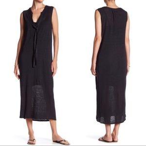 Velvet by Graham & Spencer Bethzy Linen Midi Dress